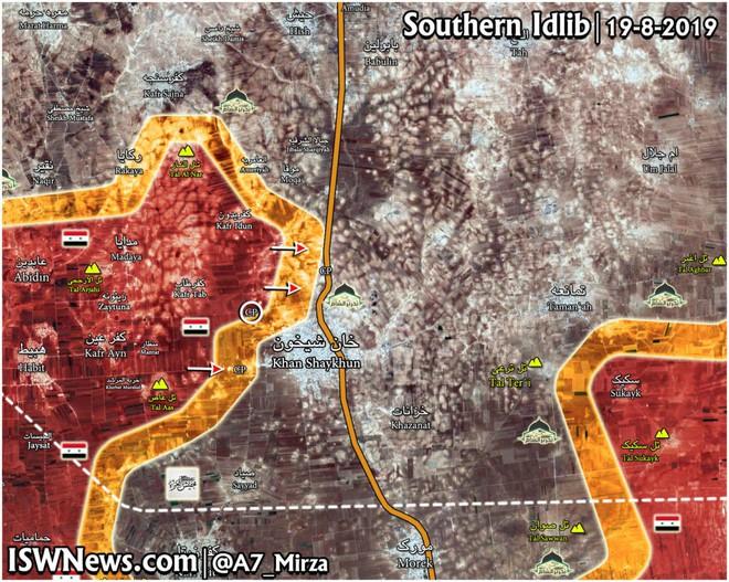 Căng thẳng tăng cao, phiến quân sụp đổ, Thổ Nhĩ Kỳ cấp tốc ứng cứu - QĐ Syria được lệnh tấn công, bất kể là ai - Ảnh 12.
