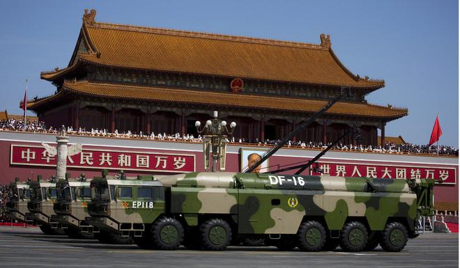 Cảnh báo bất ngờ từ hỏa lực tên lửa Trung Quốc tới hiện diện quân sự Mỹ tại châu Á - Ảnh 1.