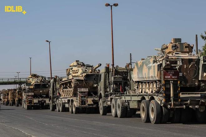 Căng thẳng tăng cao, phiến quân sụp đổ, Thổ Nhĩ Kỳ cấp tốc ứng cứu - QĐ Syria được lệnh tấn công, bất kể là ai - Ảnh 10.