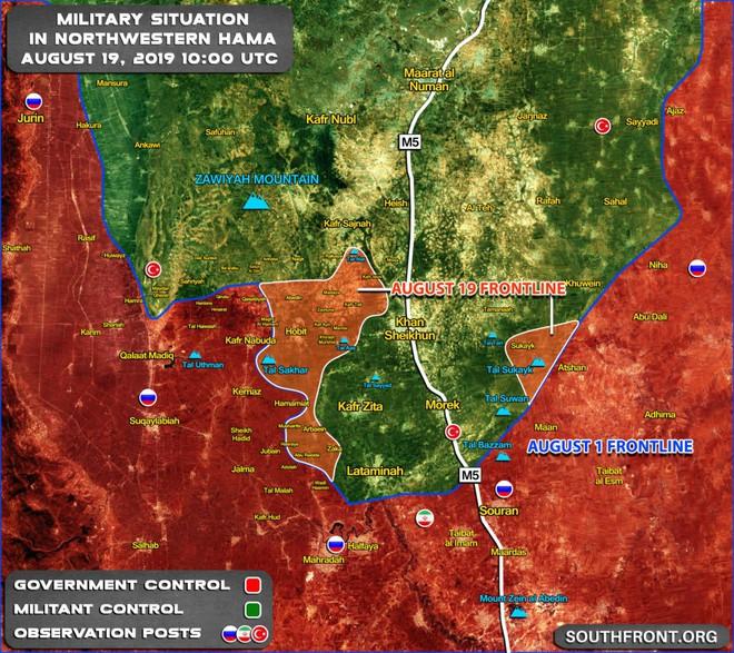 Căng thẳng tăng cao, phiến quân sụp đổ, Thổ Nhĩ Kỳ cấp tốc ứng cứu - QĐ Syria được lệnh tấn công, bất kể là ai - Ảnh 3.