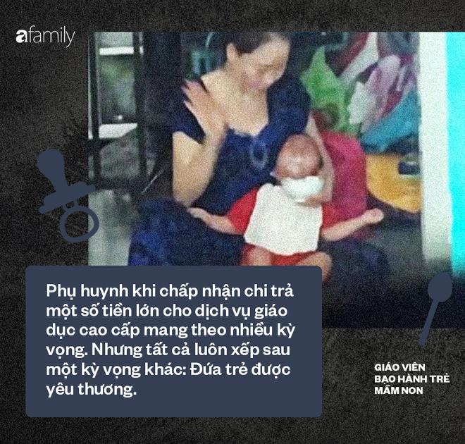 Từ những vụ đánh, nhốt trẻ vào tủ quần áo: Không yêu trẻ con đừng làm nghề nuôi dạy trẻ - Ảnh 1.
