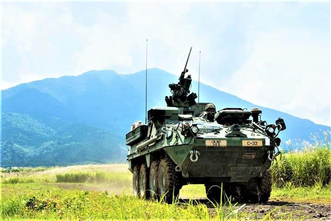 Khám phá xe thiết giáp M1126 Stryker Thái Lan sắp sở hữu - Ảnh 2.