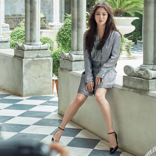 Âm thầm xuất hiện hậu ly hôn Song Joong Ki, Song Hye Kyo bất ngờ trở thành chủ đề bàn tán vì sự thay đổi đặc biệt này - Ảnh 3.