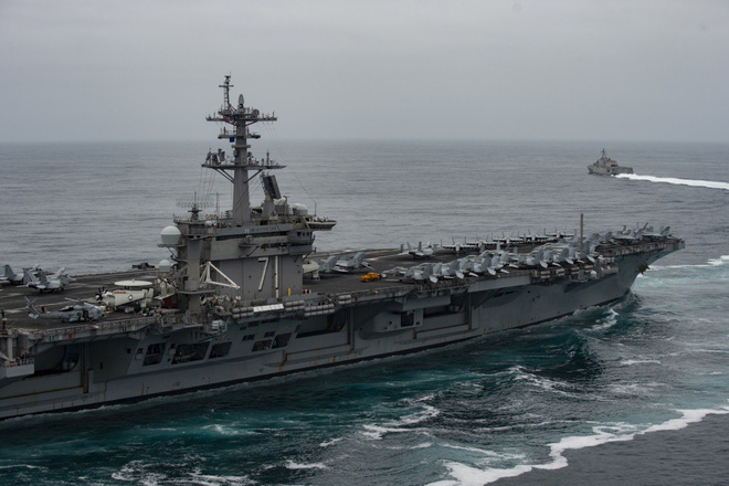 Tàu chiến ven bờ Mỹ chuẩn bị lột xác thành khinh hạm cực mạnh? - Ảnh 2.