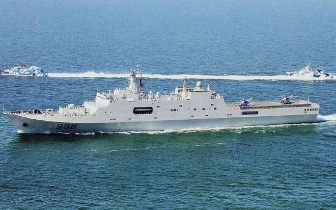 Tàu chiến bí ẩn của Trung Quốc đâm hư hại một tàu Đài Loan - Ảnh 1.