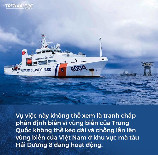 Vụ tàu Hải Dương 8: Sau những bước đi bài bản, Việt Nam có thể làm gì tiếp theo? - Ảnh 7.