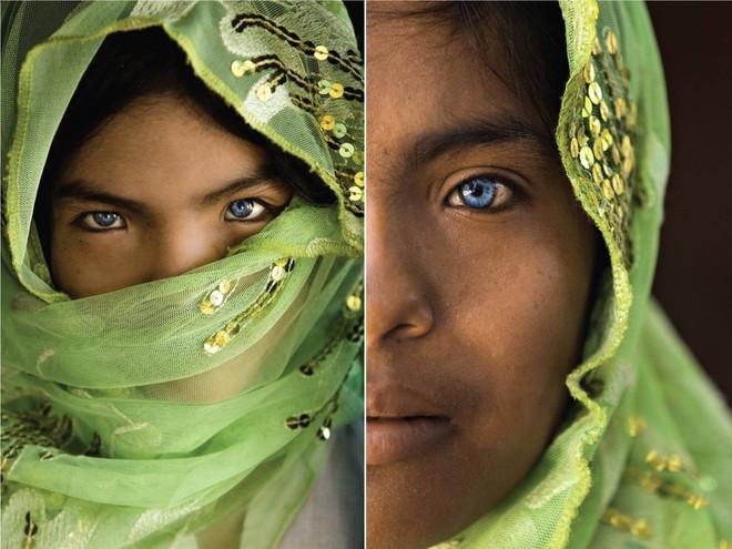 Nhiếp ảnh gia người Pháp và hành trình đi tìm màu mắt lạ của hai cô gái Việt Nam - ảnh 6