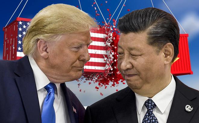 """TT Trump tăng thuế lên hàng hóa TQ: Điểm yếu nghiêm trọng của Mỹ với """"Made in China"""" bị phơi bày"""
