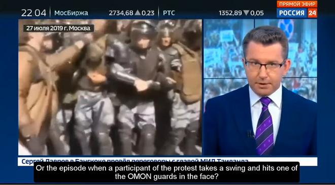 Biểu tình lớn ở Nga: Những hình ảnh sốc chưa từng xuất hiện trên mặt báo phương Tây tố cáo âm mưu đen tối? - ảnh 1