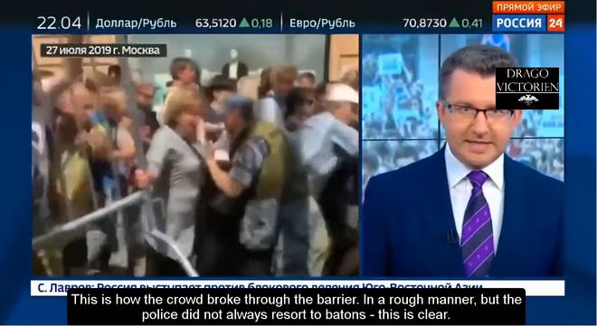 Biểu tình lớn ở Nga: Những hình ảnh sốc chưa từng xuất hiện trên mặt báo phương Tây tố cáo âm mưu đen tối? - ảnh 4