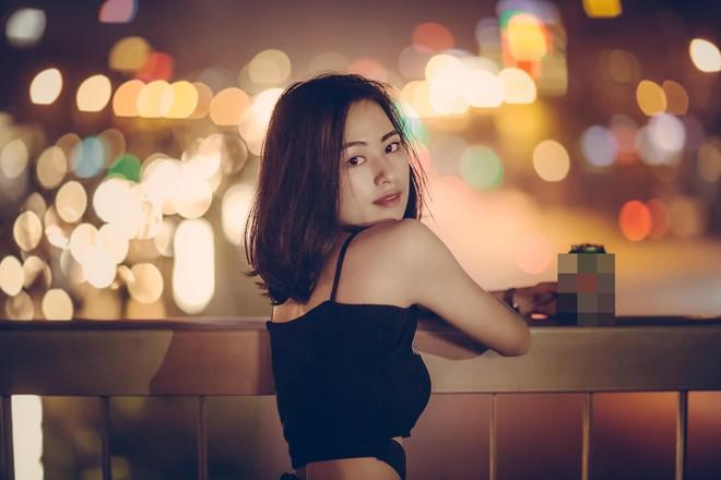 Sau bức ảnh xinh đẹp chụp trên phố Trần Duy Hưng, cô gái nhận loạt tin nhắn nhạy cảm - Ảnh 2.