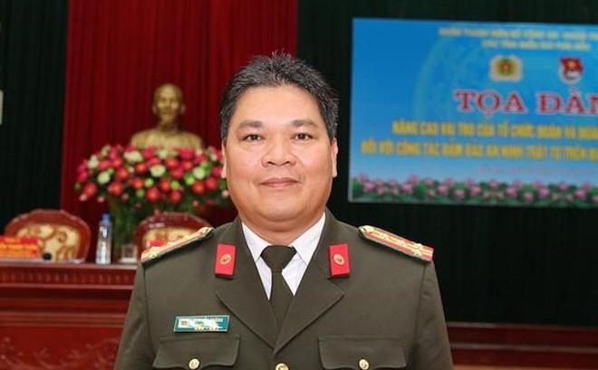 PGĐ Công an tỉnh Hòa Bình bị kỷ luật vì liên quan đến gian lận thi THPT Quốc gia 2018
