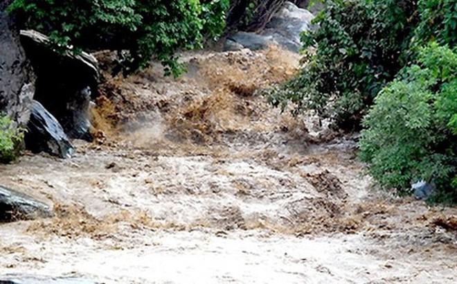 Cảnh báo lũ quét, sạt lở đất tại Lai Châu, Điện Biên và Sơn La