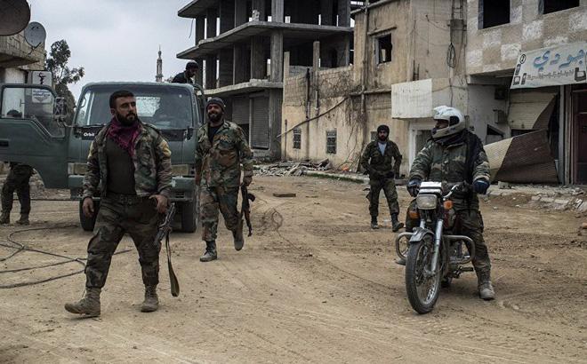 Chiến sự Syria: Bí ẩn lực lượng phục kích ám sát thị trưởng ở Daraa