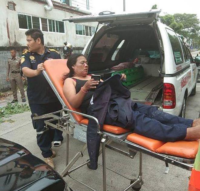 Nhiều vụ nổ liên tiếp ở Bangkok giữa lúc hội nghị Ngoại trưởng ASEAN đang diễn ra - Ảnh 5.
