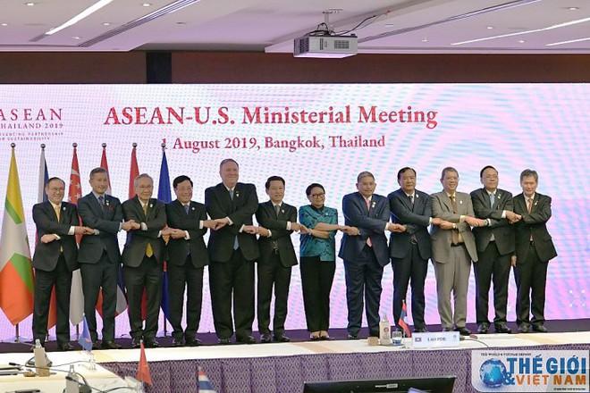 Ngoại trưởng Mỹ kêu gọi ASEAN tin vào Mỹ - Ảnh 2.