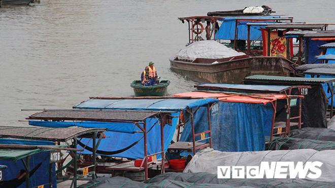 Hình ảnh mới nhất tại Quảng Ninh và Hải Phòng trước giờ bão số 3 đổ bộ - Ảnh 6.