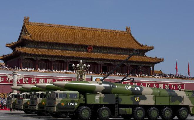 """Nghiên cứu của Australia: Tên lửa TQ chỉ mất """"vài giờ đồng hồ"""" để hủy diệt căn cứ Mỹ ở châu Á"""