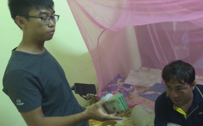Nam thanh niên chở đi cấp cứu rồi tìm, trả lại 50 triệu đồng sau khi người bị nạn trốn viện