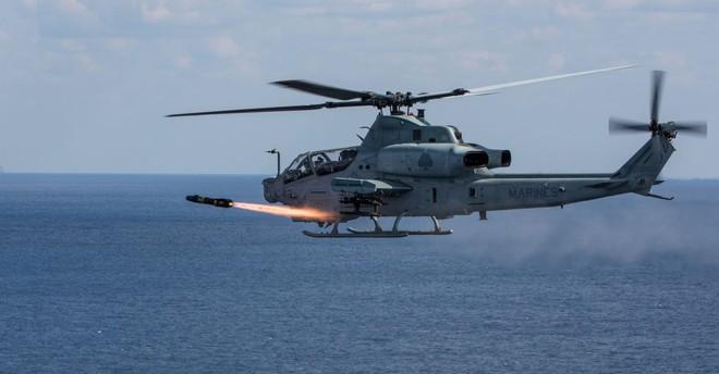 5 cú đấm của Thủy quân lục chiến Hoa Kỳ: Sẵn sàng cho tác chiến đổ bộ tương lai? - Ảnh 5.