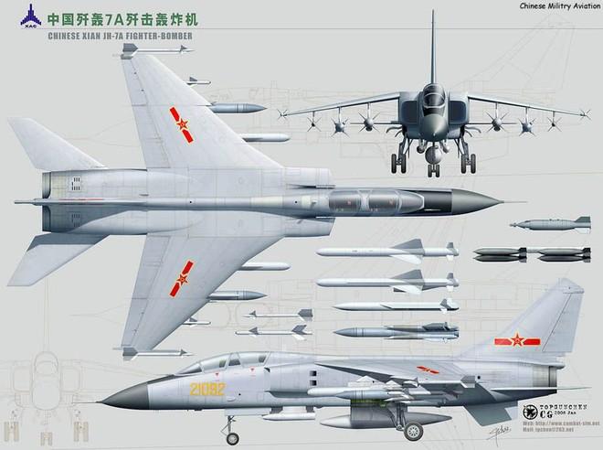 Chuyên gia đau đầu vì biến thể máy bay đặc biệt của Trung Quốc: Một cú lừa ngoạn mục? - Ảnh 7.