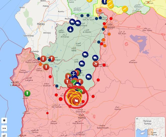 Căn cứ đầu não QĐ Nga ở Syria bị tấn công, phòng không báo động khẩn - Tiêm kích Su-35 truy đuổi chiến đấu cơ Thổ - Ảnh 9.
