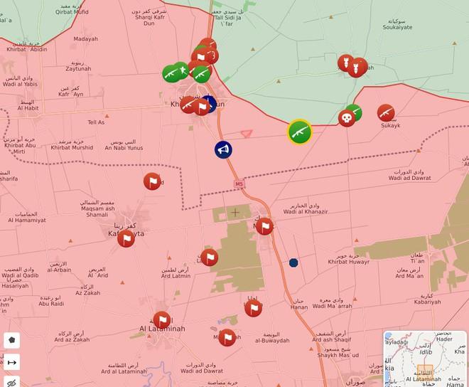 Căn cứ đầu não QĐ Nga ở Syria bị tấn công, phòng không báo động khẩn - Tiêm kích Su-35 truy đuổi chiến đấu cơ Thổ - Ảnh 8.