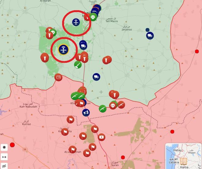 Căn cứ đầu não QĐ Nga ở Syria bị tấn công, phòng không báo động khẩn - Tiêm kích Su-35 truy đuổi chiến đấu cơ Thổ - Ảnh 7.
