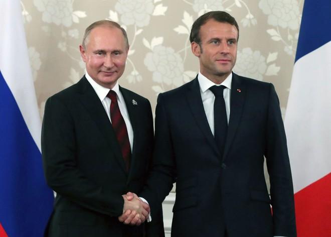 Loạt điểm nóng Iran, Ukraine và Syria vào tầm ngắm Nga - Pháp - ảnh 2