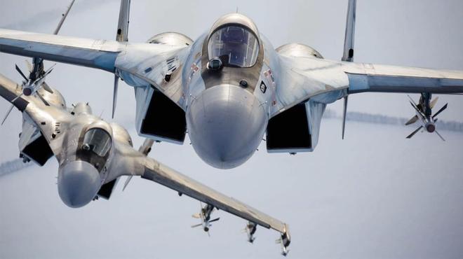 Căn cứ đầu não QĐ Nga ở Syria bị tấn công, phòng không báo động khẩn - Tiêm kích Su-35 truy đuổi chiến đấu cơ Thổ - Ảnh 10.