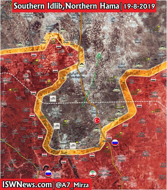 Căn cứ đầu não QĐ Nga ở Syria bị tấn công, phòng không báo động khẩn - Tiêm kích Su-35 truy đuổi chiến đấu cơ Thổ - Ảnh 4.