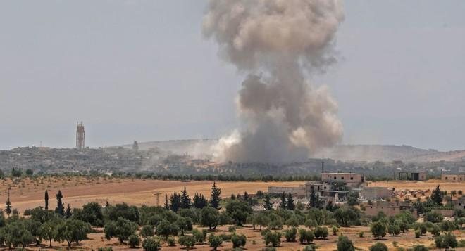 Phàn nàn về đoàn xe quân sự bị Syria không kích, Nga dội gáo nước lạnh vào Thổ Nhĩ Kỳ - Ảnh 1.