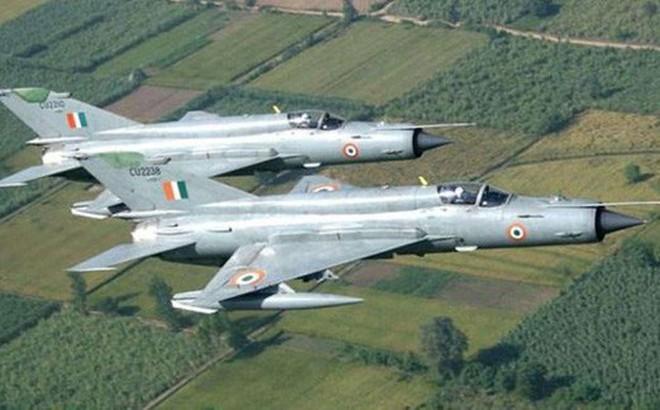 Không quân Ấn Độ bắt đầu loại biên máy bay tiêm kích Mig-21