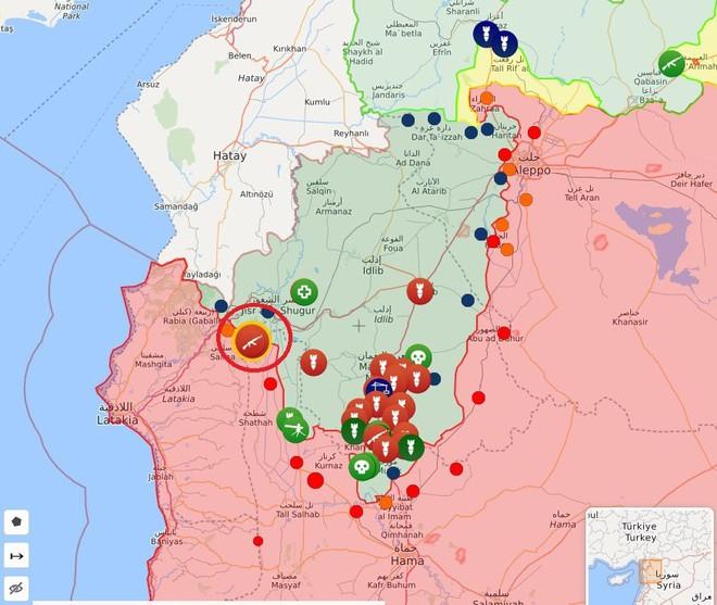 Phiến quân sụp đổ ở Syria - Mỹ, Israel dồn dập luyện quân, căng thẳng tăng vọt - Ảnh 4.
