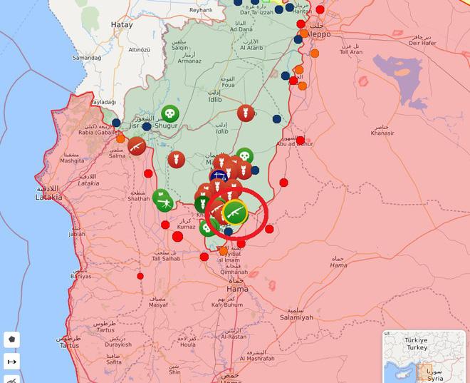 Phiến quân sụp đổ ở Syria - Mỹ, Israel dồn dập luyện quân, căng thẳng tăng vọt - Ảnh 2.