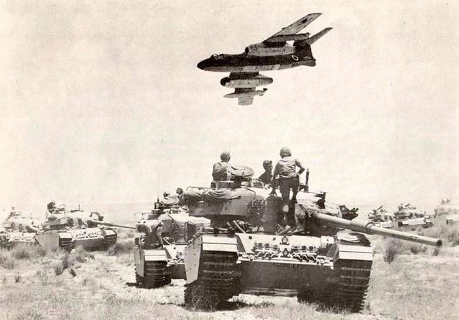 Chiến tranh 6 ngày: Israel tấn công chớp nhoáng, Mỹ vô tình kẹt giữa... 2 làn đạn - Ảnh 6.