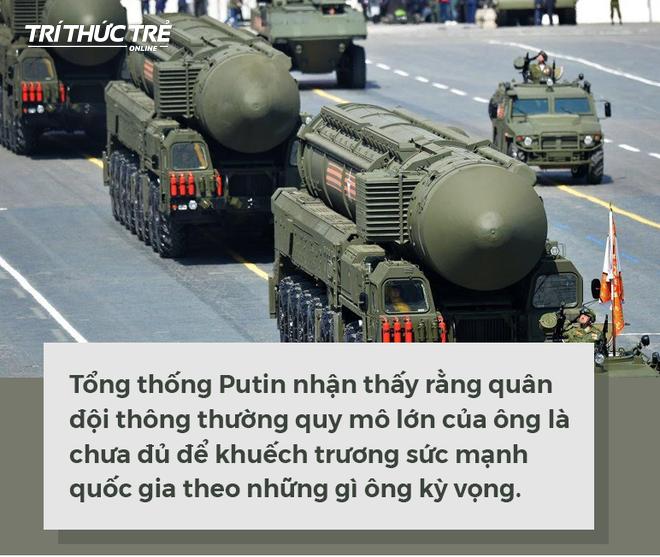 Chạy đua vũ trang hạt nhân 2.0: Cuộc chơi của Mỹ - Nga - Trung Quốc và những nhân tố xấu - Ảnh 5.