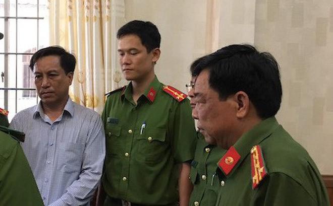 [Nóng] Bắt giam nguyên Chủ tịch, Phó Chủ tịch UBND TP Trà Vinh