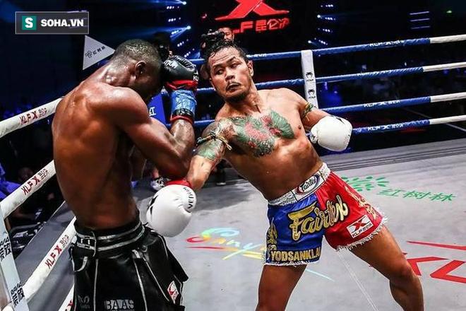 """Đệ nhất Thái Cực đấu võ sĩ Muay Thái số 1 thế giới, là """"hung thần"""" của võ lâm Trung Quốc - Ảnh 3."""