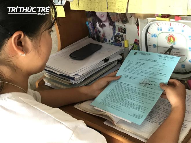 """Trường ĐH miễn học phí 4 năm cho nữ sinh nghèo Nghệ An """"phải cất giấy báo nhập học trong tủ"""" - Ảnh 3."""