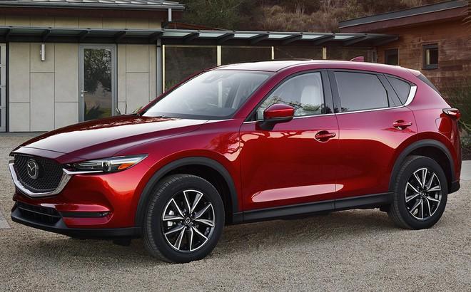 Thaco ưu đãi cao nhất 100 triệu đồng cho chiếc xe ăn khách Mazda CX-5