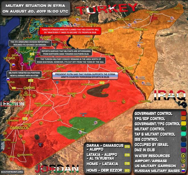 Phiến quân sụp đổ ở Syria - Mỹ, Israel dồn dập luyện quân, căng thẳng tăng vọt - Ảnh 10.