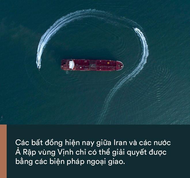 Iran bất ngờ xuống nước với các quốc gia vùng Vịnh: Liệu có vượt qua được bức tường dày của Mỹ? - Ảnh 4.