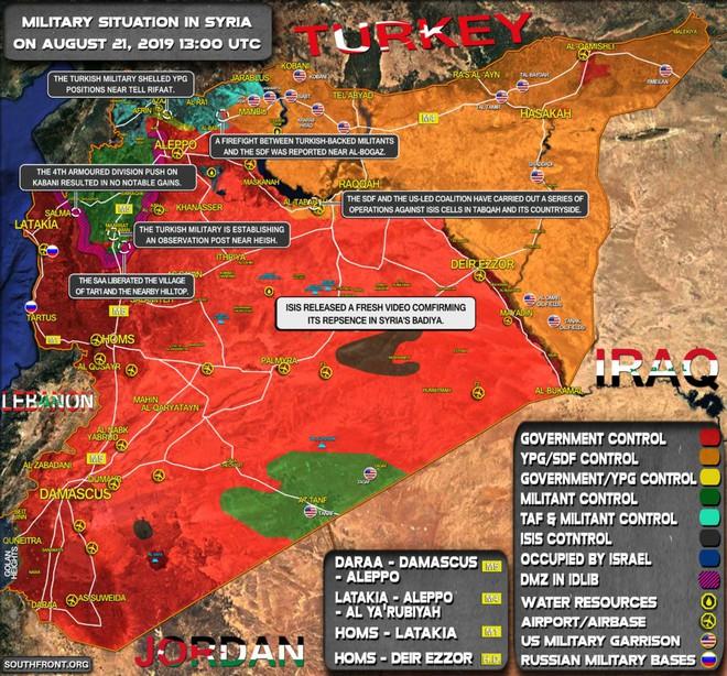 Phiến quân sụp đổ ở Syria - Mỹ, Israel dồn dập luyện quân, căng thẳng tăng vọt - Ảnh 1.