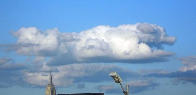 Sửng sốt với những chú thú biến hình trên bầu trời - Ảnh 5.
