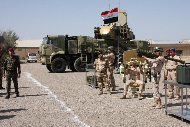 Vì sao có Pantsir-S1 tối tân từ Nga nhưng PK Iraq bất lực, bị KQ Israel mặc sức hành hạ? - Ảnh 5.