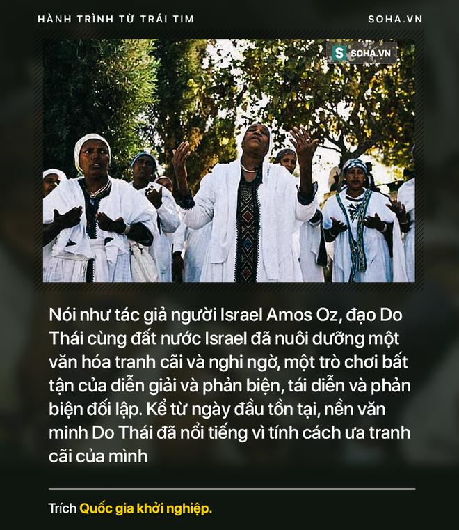 Báu vật của người Do Thái khiến thế giới nể phục: Dám làm dám chịu! - Ảnh 11.