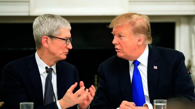 Đây là CEO công nghệ duy nhất dám gọi điện cho Tổng thống Mỹ Donald Trump - Ảnh 1.