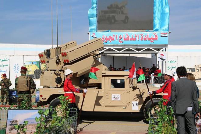 Vì sao có Pantsir-S1 tối tân từ Nga nhưng PK Iraq bất lực, bị KQ Israel mặc sức hành hạ? - Ảnh 4.