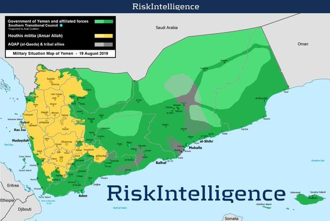 Cuộc nội chiến trong lòng nội chiến diễn ra ở Yemen: Ác mộng của Arab Saudi? - Ảnh 7.